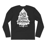 Forest Bathing Shinrin Yoku - Unisex Long Sleeve Shirt - Fernweh Gear