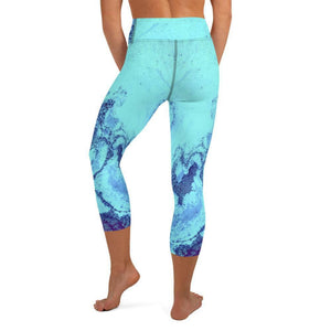 Avia - Women's Active Capri Leggings - Fernweh Gear