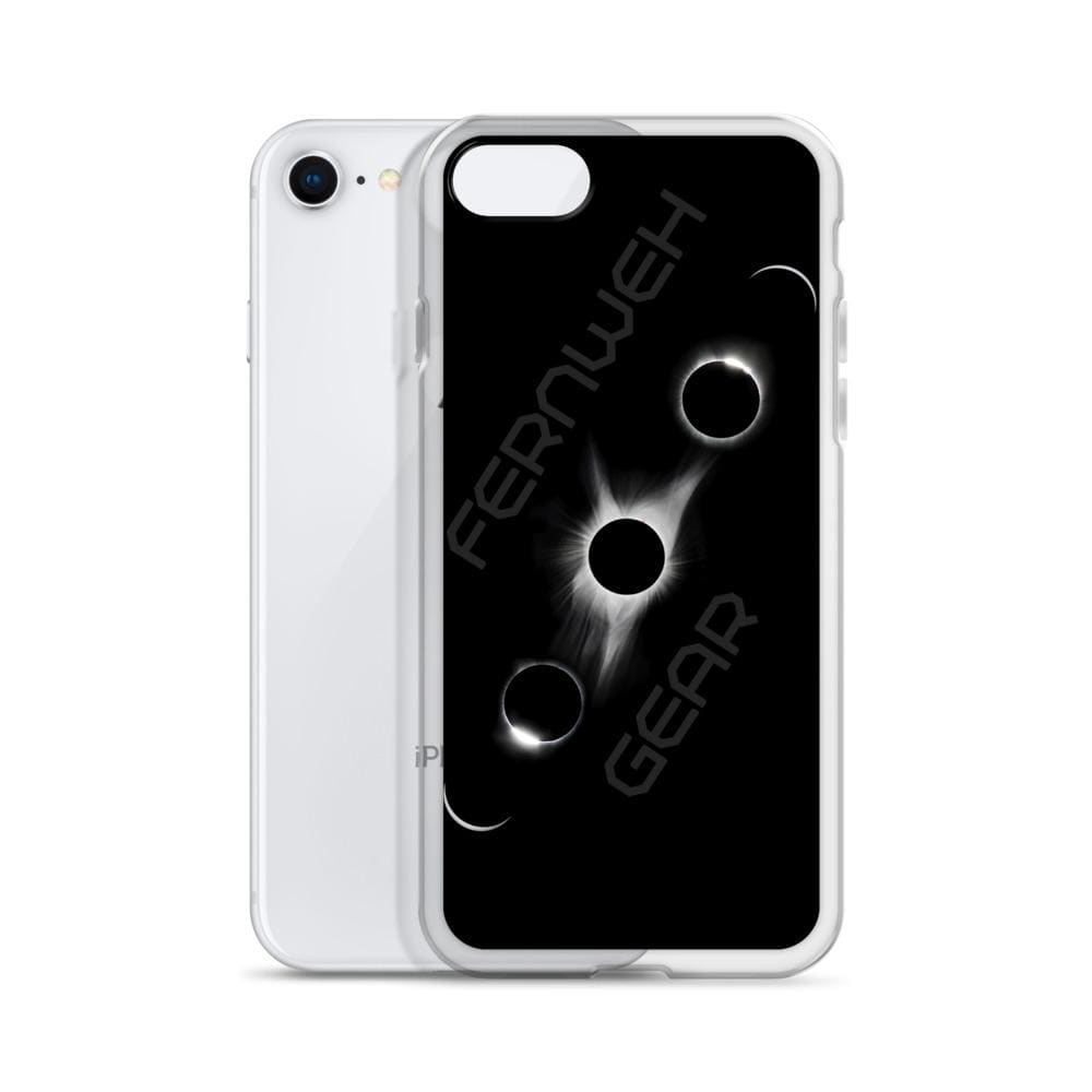 Solar Eclipse - Slim iPhone Case