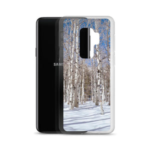 Winter Aspen - Slim Samsung Galaxy Case