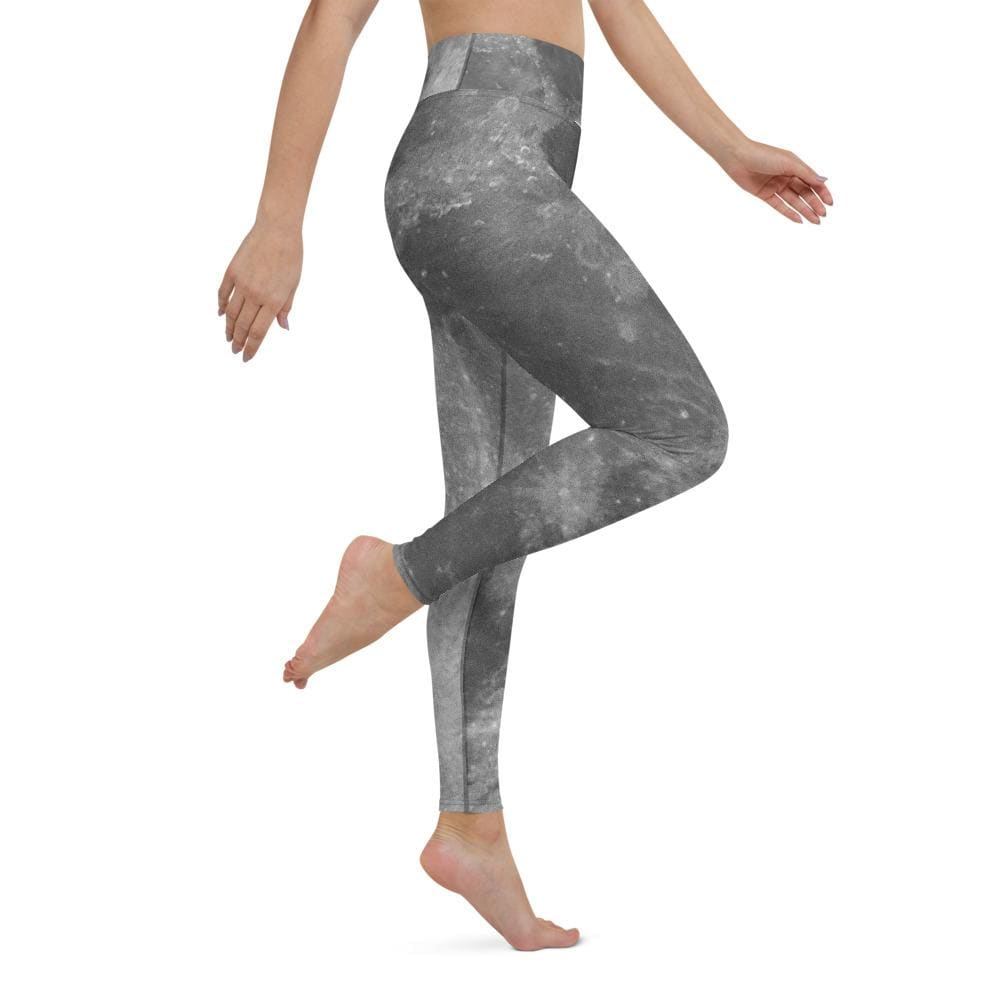 Lunar Curves - Women's Active Leggings