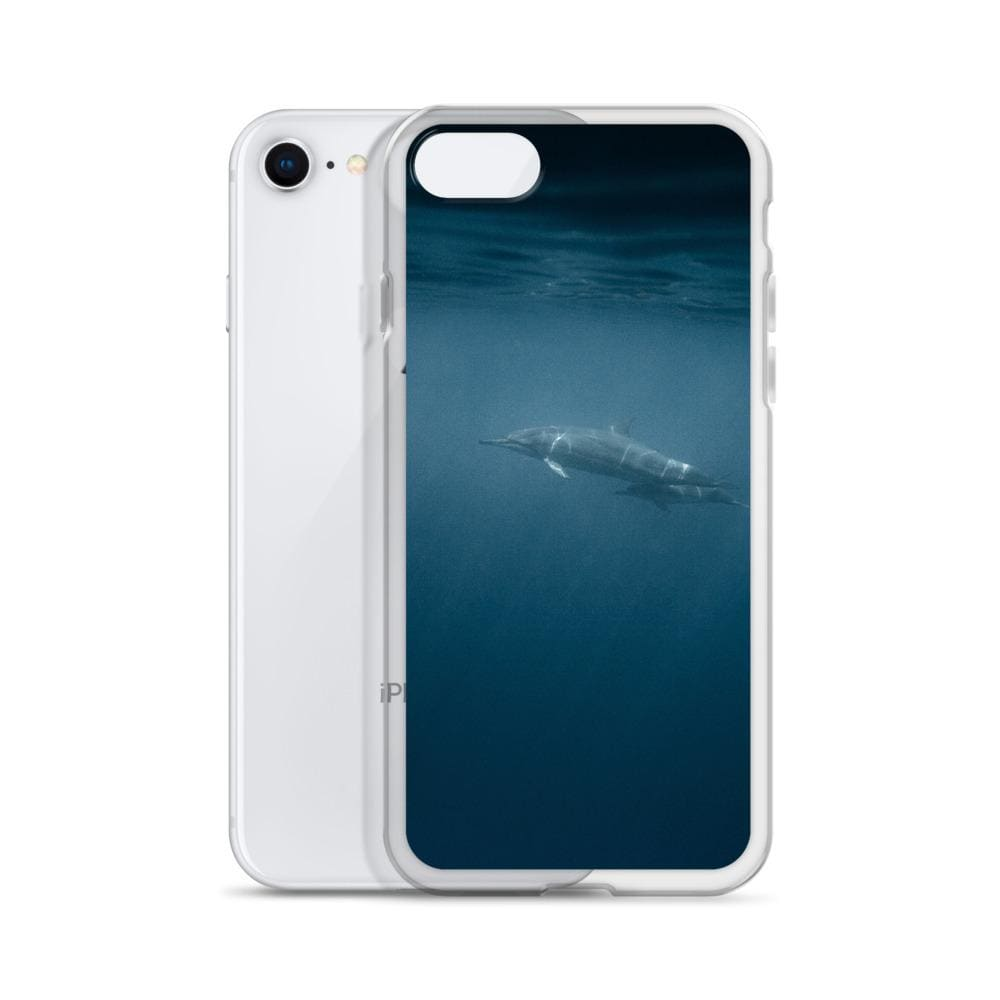 Spinner Dolphin - Slim iPhone Case