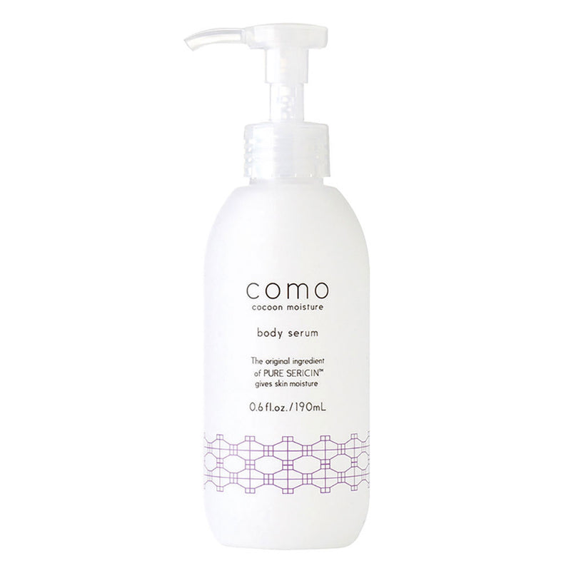 COMOACE Body Lotion With Raw Silk Extract