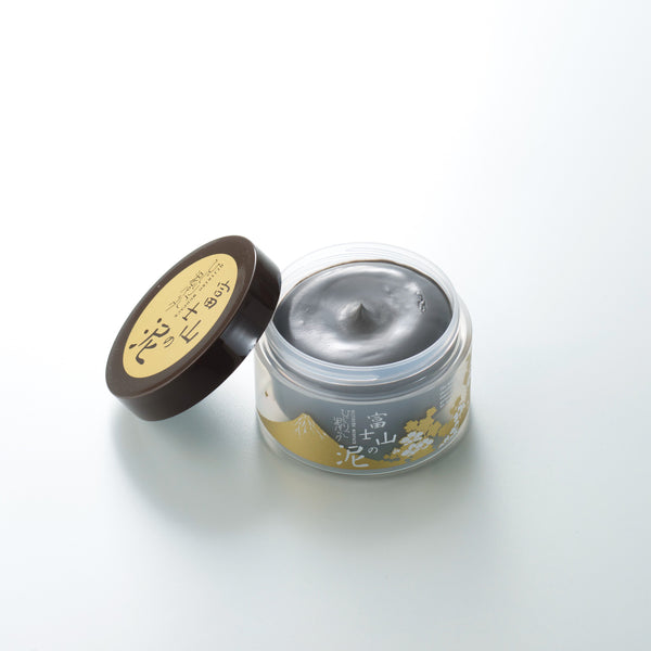 HIJIRIKO Facial Mud pack With Mt. Fuji Volcanic Mud