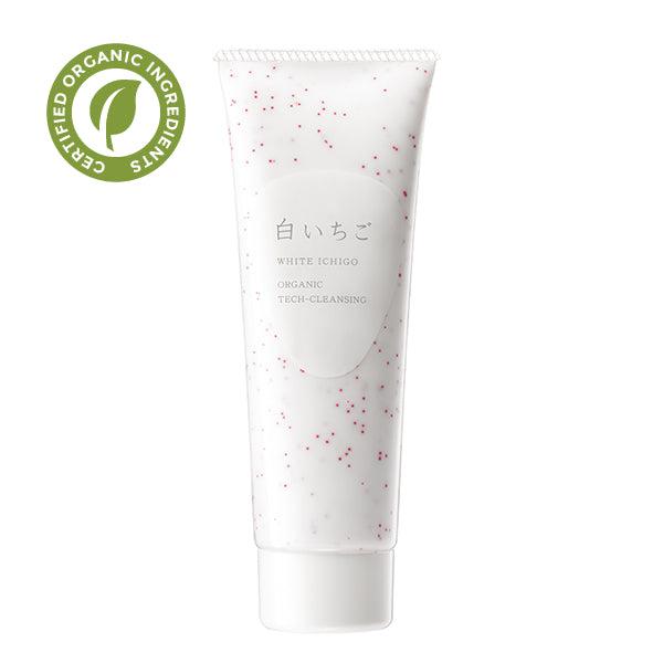 WHITE ICHIGO Organic Cleansing & Makeup Remover Cream