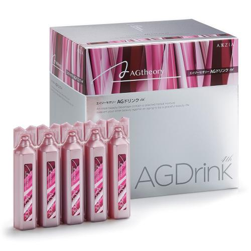 Axxzia AG Theory AG Drink (supports collagen production)
