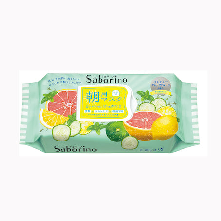 SABORINO Morning Minty Fresh Mask