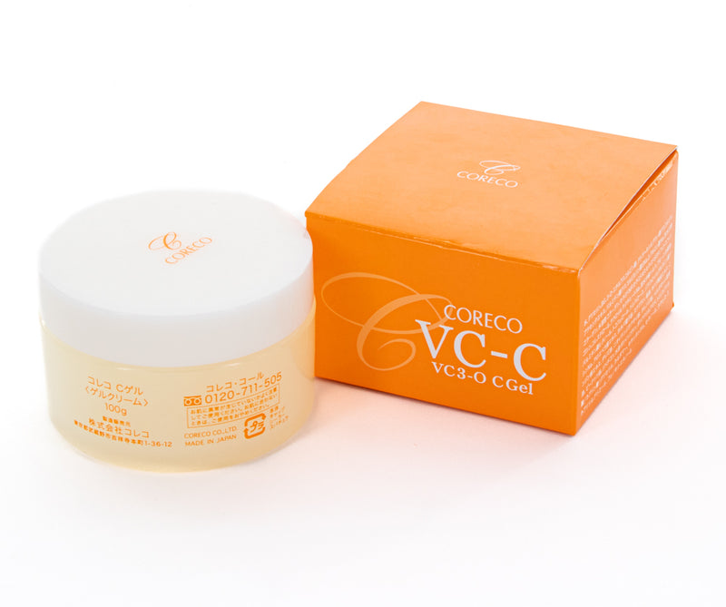 CORECO VC-C Gel Massage Cream-Gel with vitamin C and placenta extract