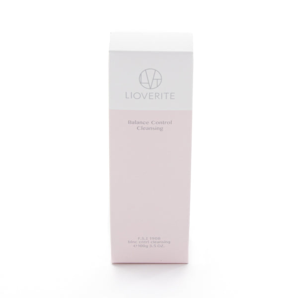 LIOVERITE Balance Control Cleansing & Make-Up Remover
