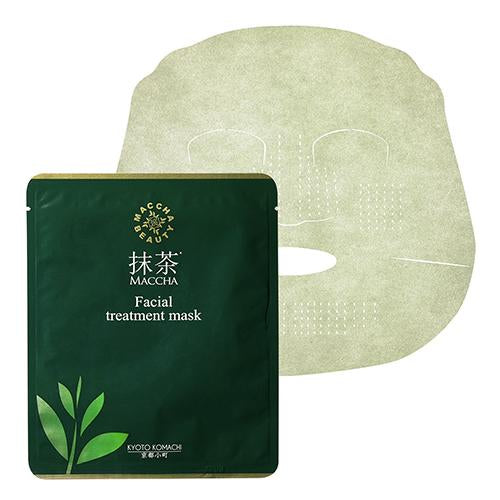 KYOTO KOMACHI Matcha Beauty Mask (1pc)