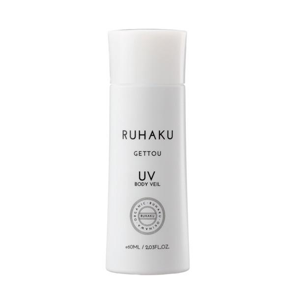 RUHAKU Gettou UV (organic sunscreen for face and body SPF50 + PA ++++)