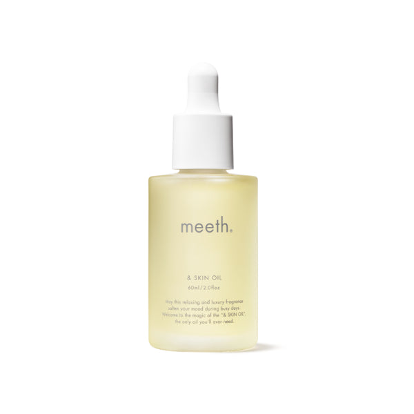Meeth &Skin Oil