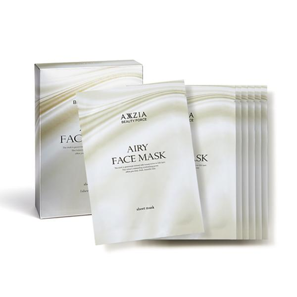 AXXZIA Beauty Force Airy Face Mask (7 pcs)