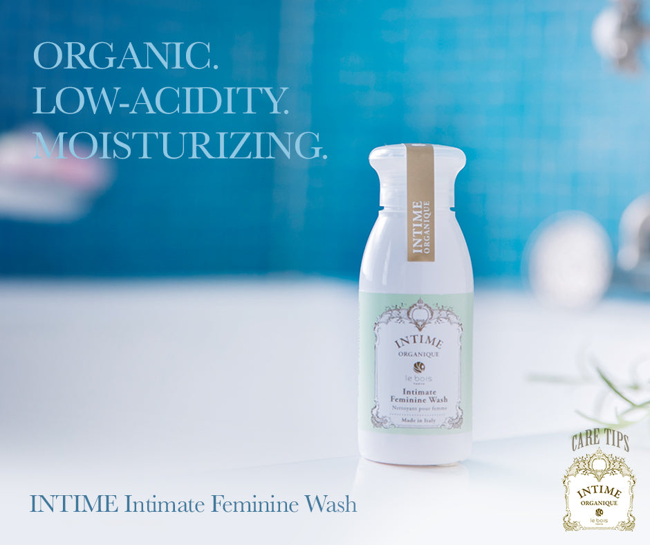 INTIME ORGANIQUE Feminine Wash 100ml