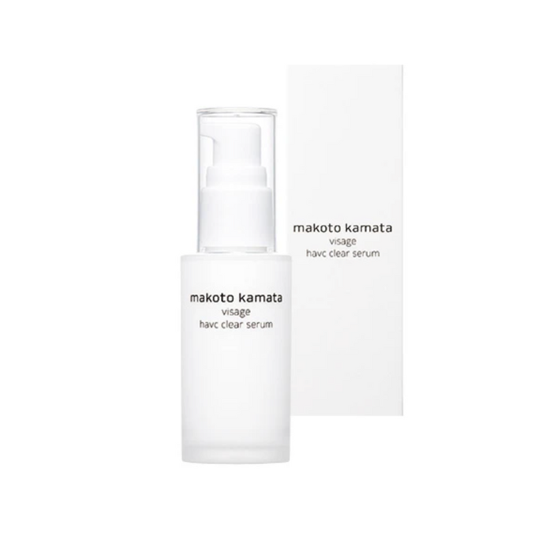 MAKOTO KAMATA Visage Harbeck Clear Serum