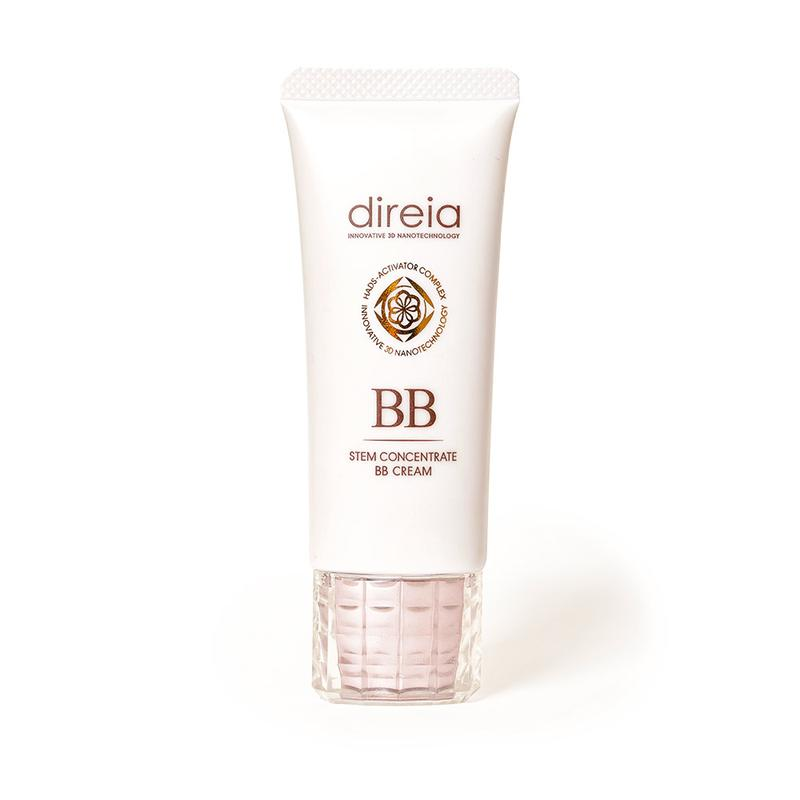 DIREIA BB Cream (3in1: foundation, daycare and sunscreen)