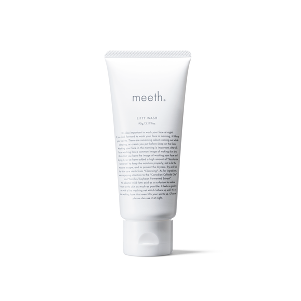 Clay Face Wash Foam Meeth Lifty Wash