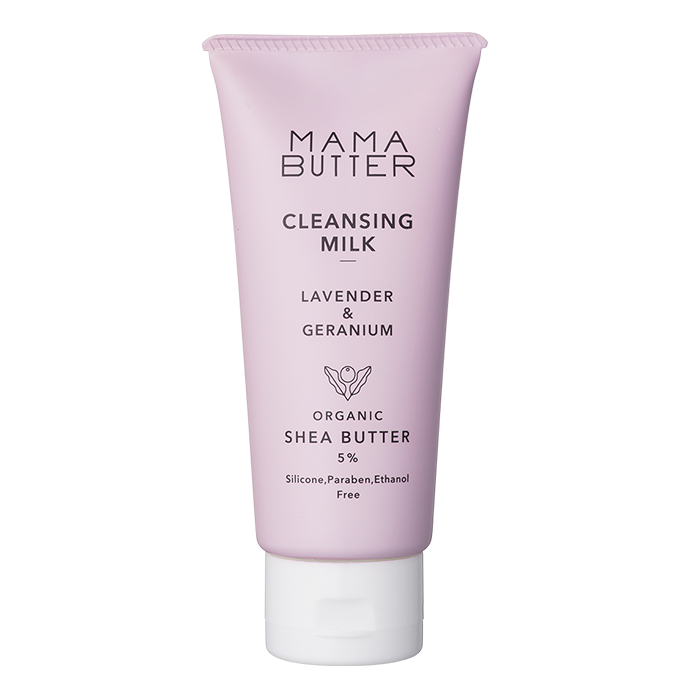 MAMA BUTTER Cleansing Milk