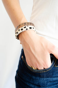 Two Toned Cuff