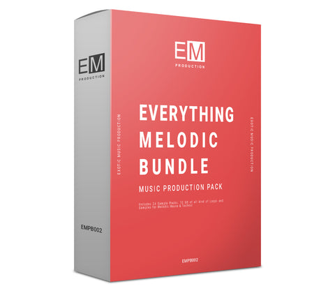 Everything Melodic Bundle
