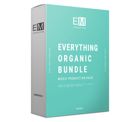 Everything Organic Bundle