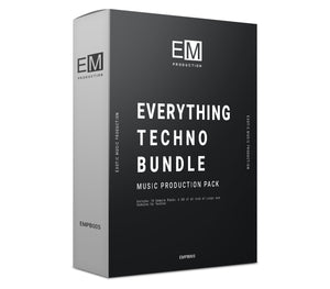 Everything Techno Bundle
