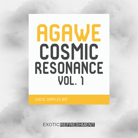 Agawe Cosmic Resonance vol. 1 - Sample Pack