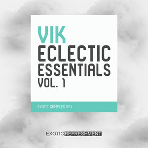 VIK Eclectic Essentials vol. 1 - Sample Pack