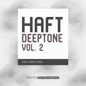HAFT Deeptone vol. 2 - Sample Pack