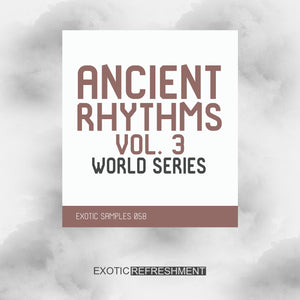 Ancient Rhythms 3 - World Series - Sample Pack