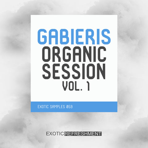 Gabieris Organic Session vol. 1 - Sample Pack