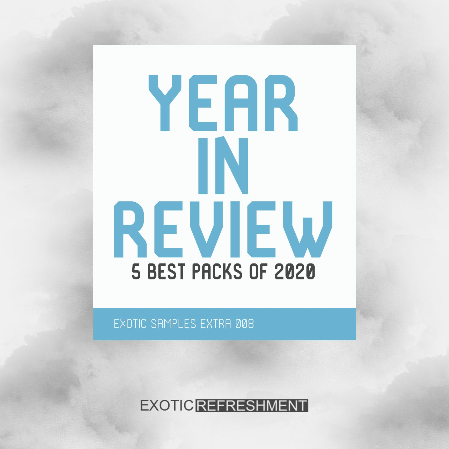 Year In Review (2020 Edition) - Sample Pack