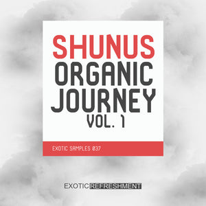 Shunus Organic Journey vol. 1 - Sample Pack
