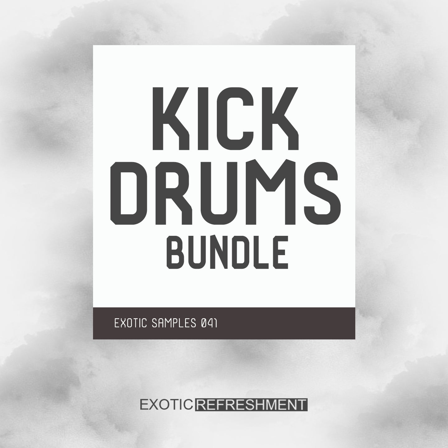 Kick Drums Bundle - Drum Sample Pack