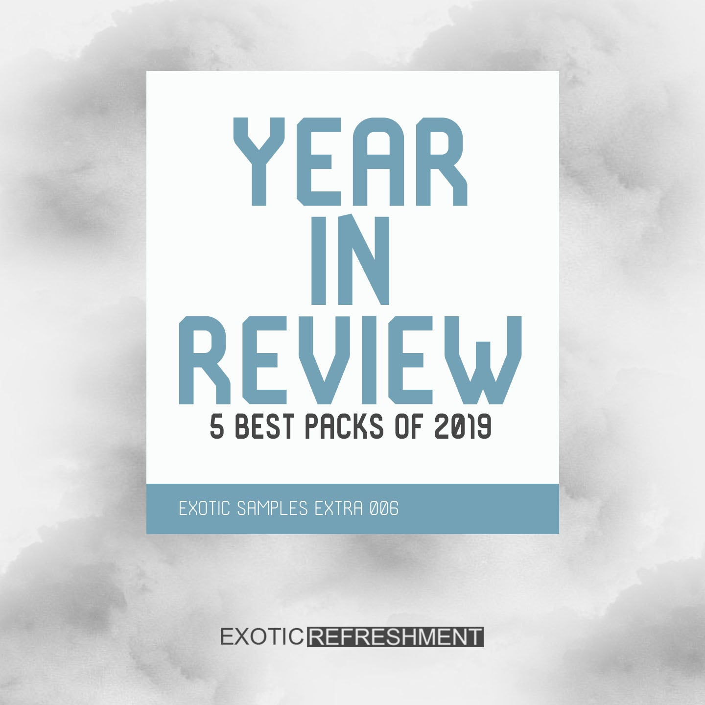 Year In Review (2019 Edition) - Sample Pack