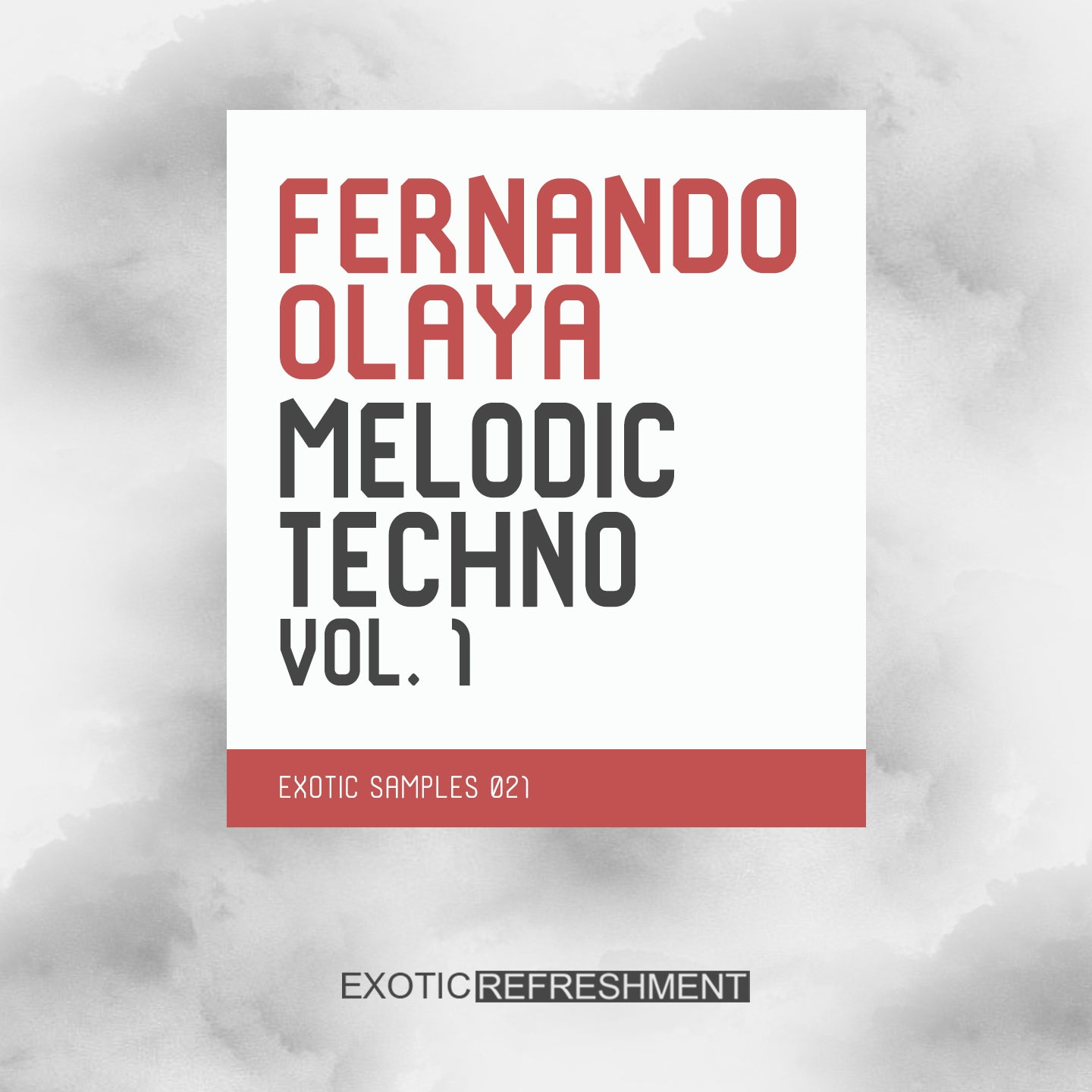 Fernando Olaya Melodic Techno Vol. 1 - Sample Pack