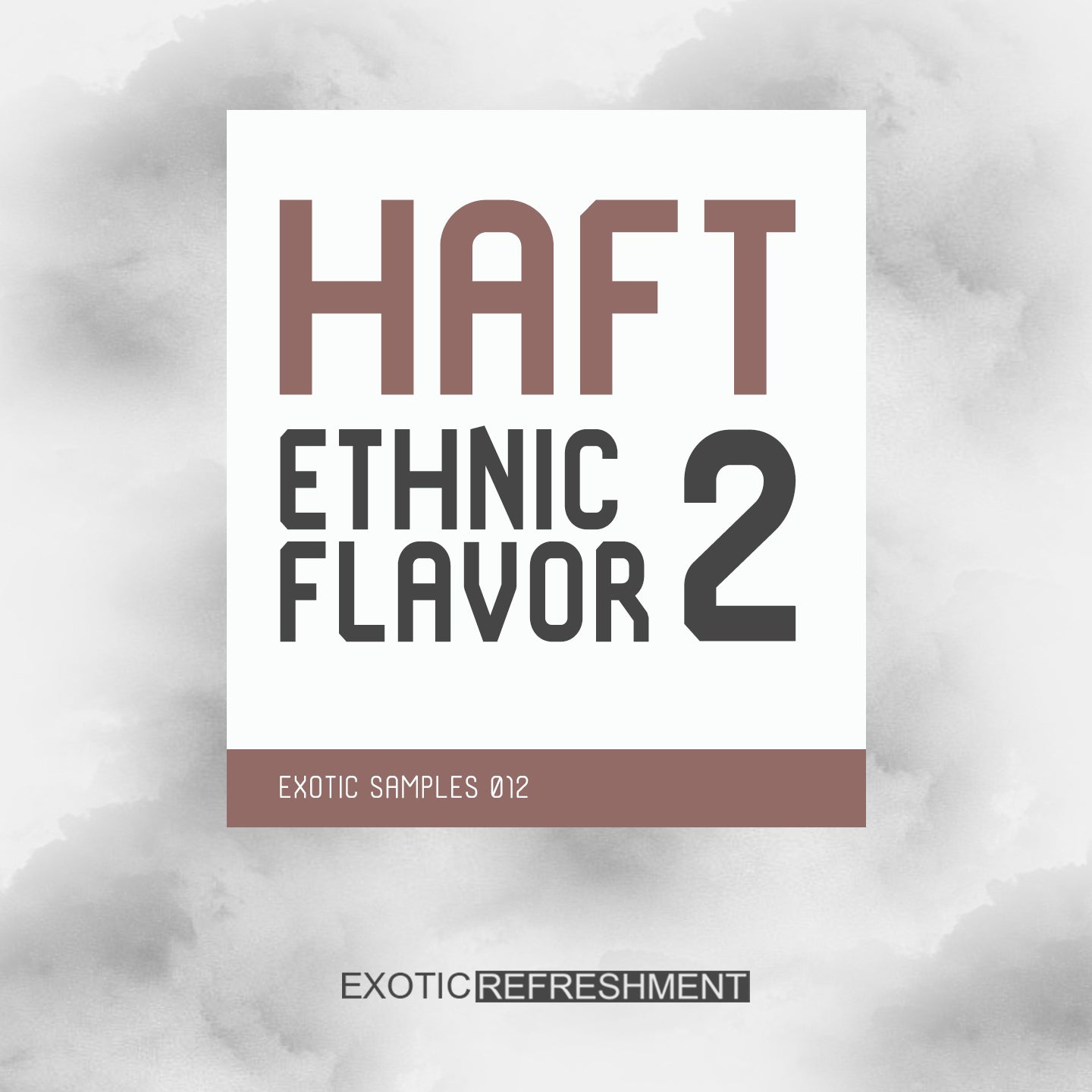 HAFT Ethnic Flavor 2 - Sample Pack