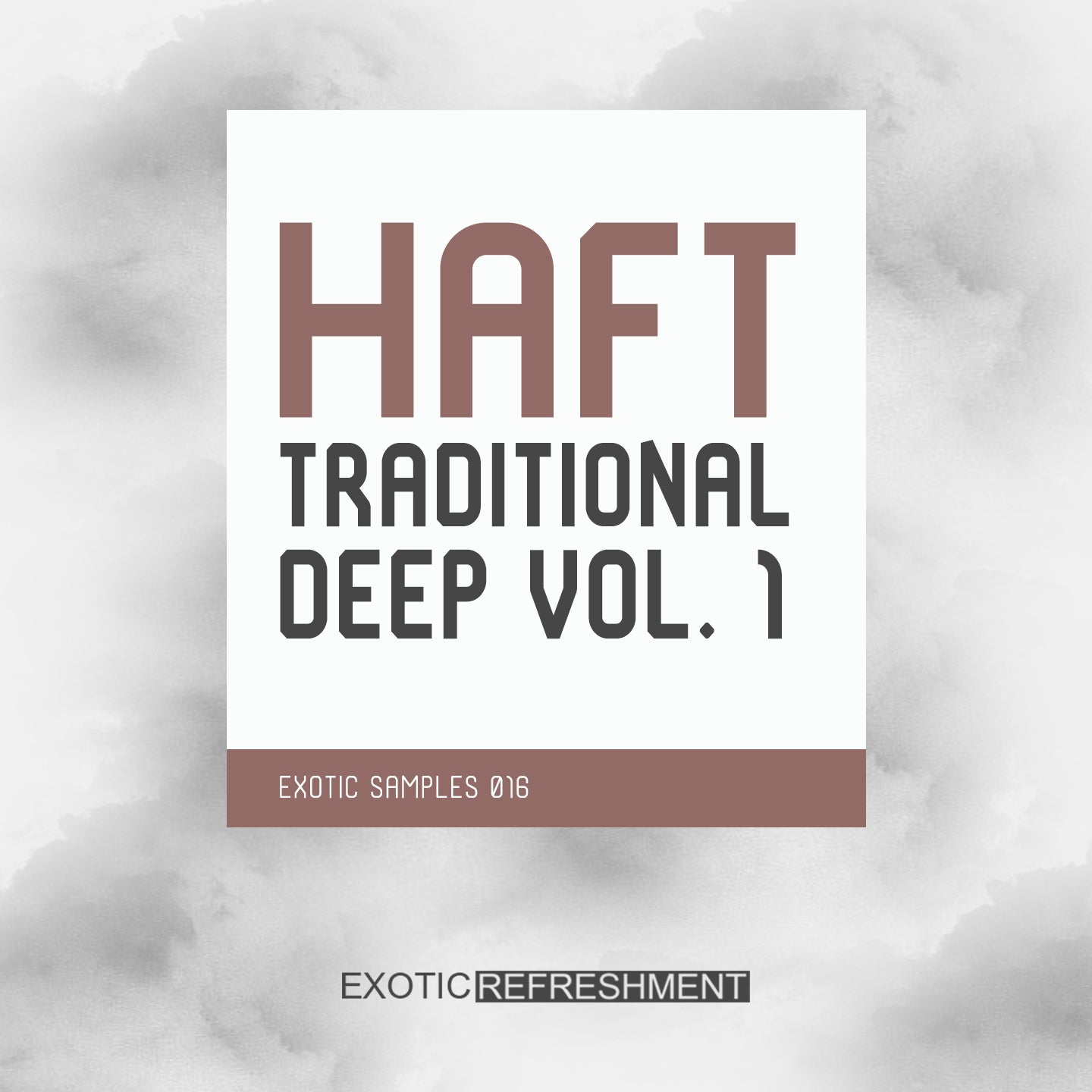 HAFT The Traditional Deep vol. 1 - Sample Pack