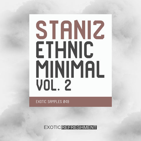 Staniz Ethnic Minimal vol. 2 - Sample Pack