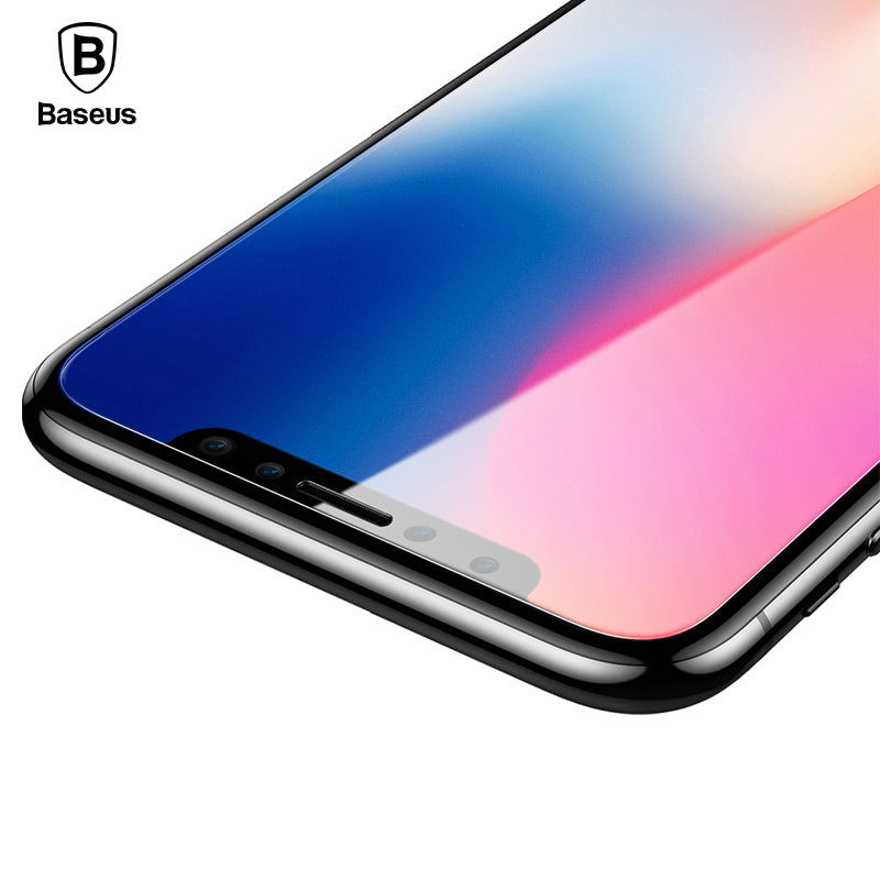 3D Matte Glass For iPhone X PET Edge Frosted Tempered Glass For iPhone X Full Coverage