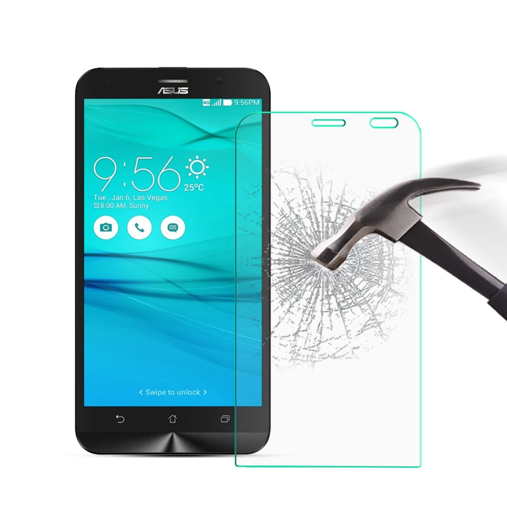 Tempered Glass Screen Protector For ASUS Zenfone Go TV ZB551KL