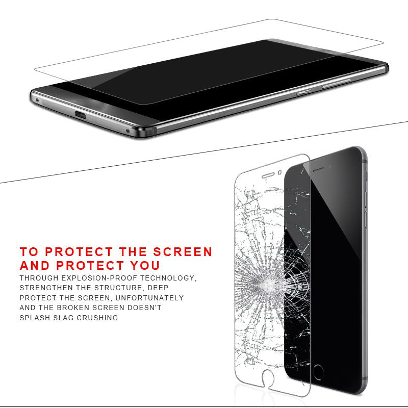 Glass For Asus Zenfone Go ZB500KL Tempered Glass