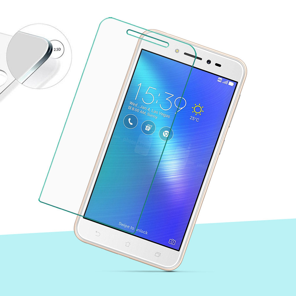 2pcs Tempered Glass For ASUS Zenfone Go ZC500TG