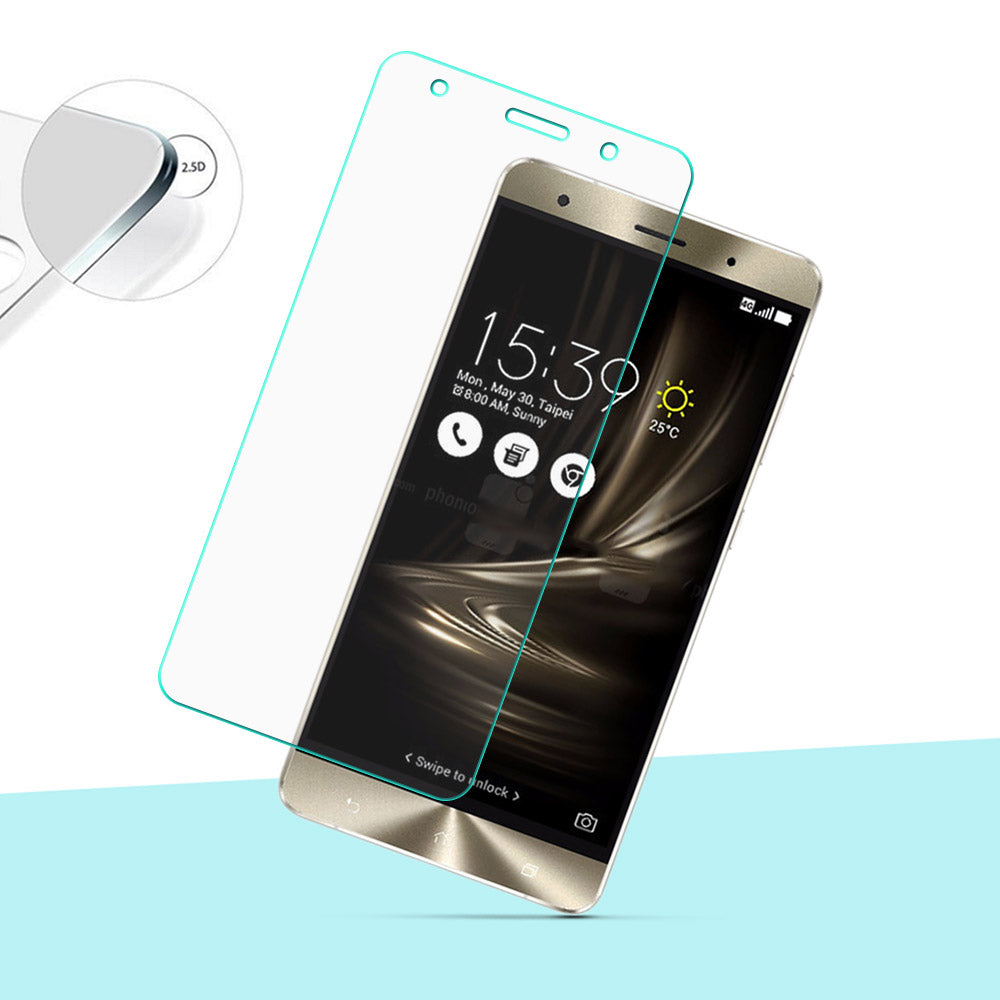 Screen Protector For Asus ZenFone 3 Deluxe ZS570KL Glass