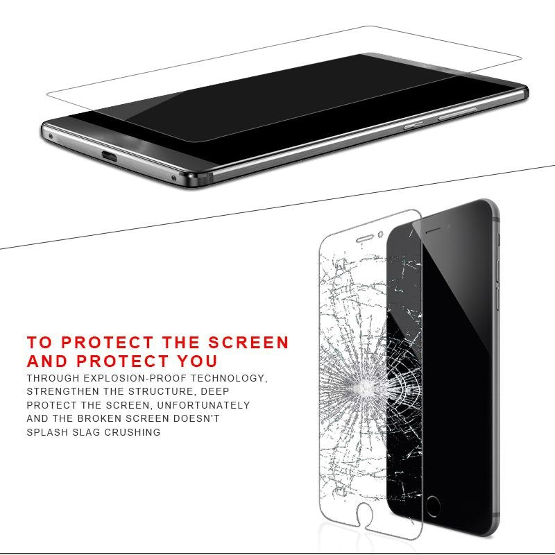 For Asus ZenFone 2 Laser ZE601KL Glass Screen Protector