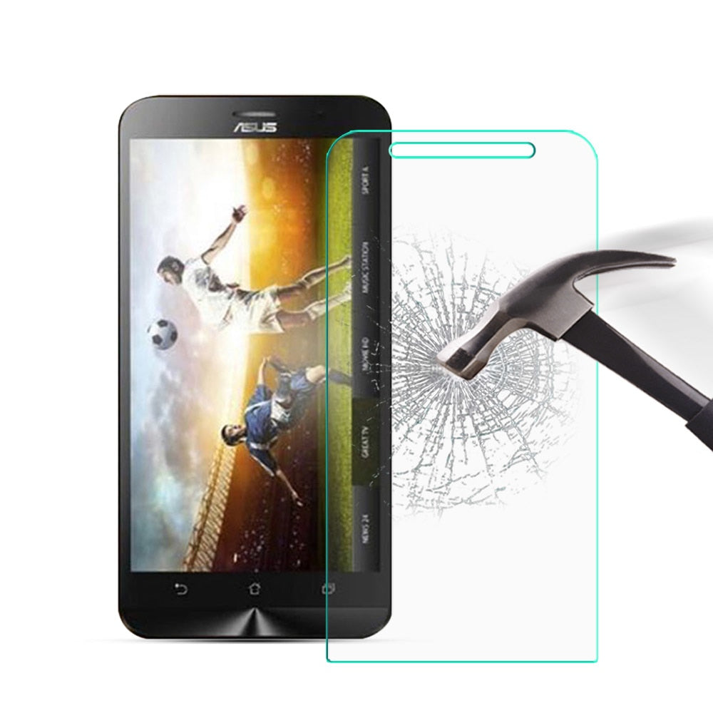 Glass FOR Asus Zenfone Go ZB500KL ZB500KG