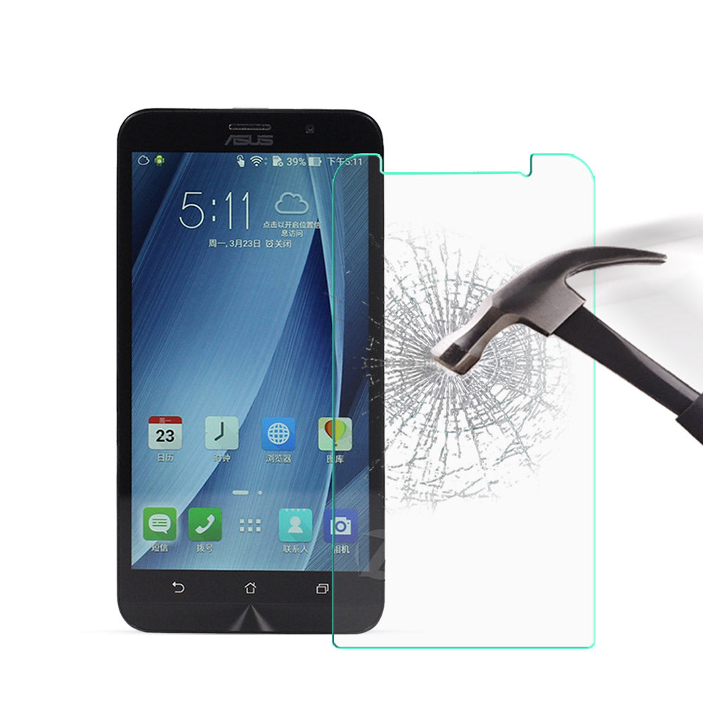 Premium Tempered Glass For Asus Zenfone 2 Deluxe