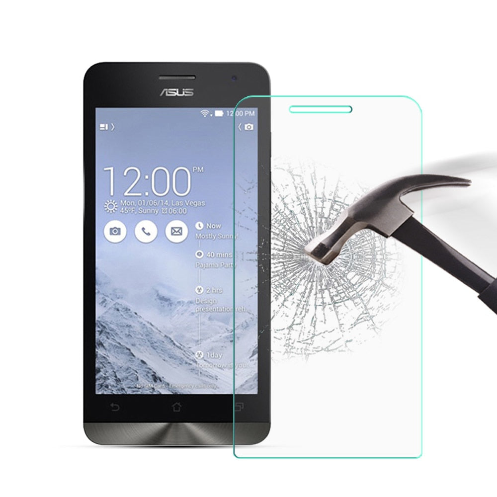Premium 9H Hardness Screen Protector Tempered Glass sFor Asus ZenFone 6