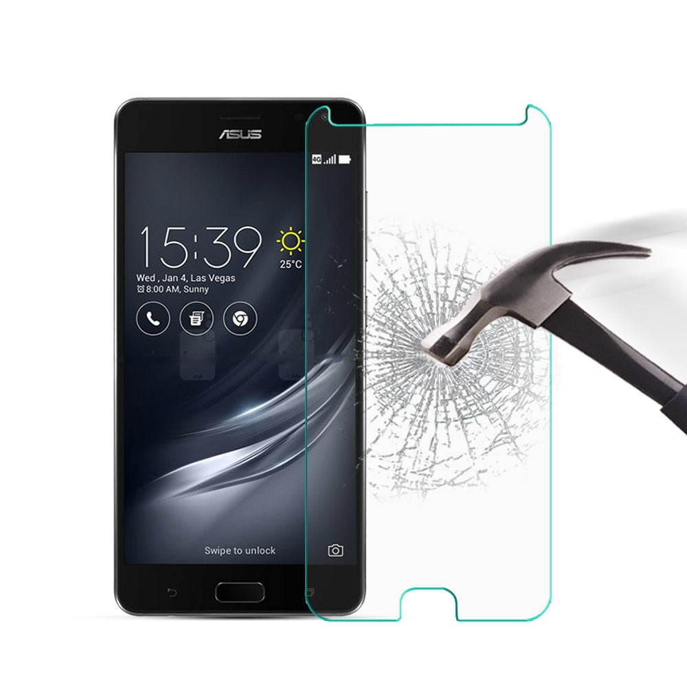 Tempered Glass For Asus Zenfone AR ZS571KL 5.7inch Screen