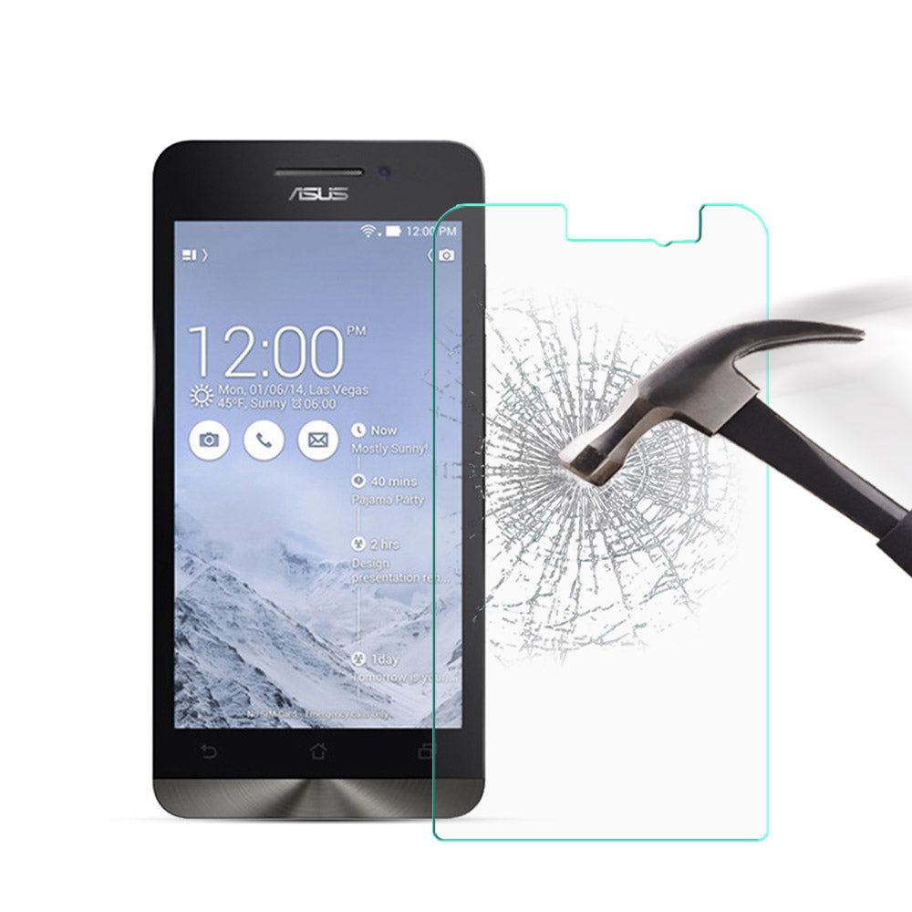 Glass For Asus Zenfone 4 5 Lite A450CG Screen Protector